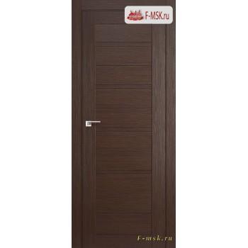 Межкомнатная дверь PROFIL DOORS. Модель  7 Х глухая , Цвет: венге мелинга , Отделка: экошпон (Товар № ZF137979)