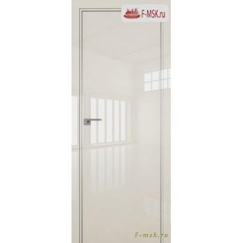 Межкомнатная дверь PROFIL DOORS. Модель 1 LK , Цвет: магнолия люкс , Отделка: глянец (Товар № ZF139427)