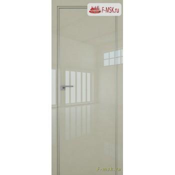 Межкомнатная дверь PROFIL DOORS. Модель 1 LK , Цвет: галька серая , Отделка: глянец (Товар № ZF139430)