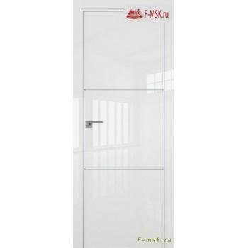Межкомнатная дверь PROFIL DOORS. Модель 2 LK , Цвет: белый люкс , Отделка: глянец (Товар № ZF139431)