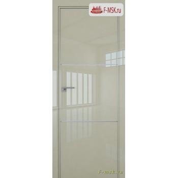 Межкомнатная дверь PROFIL DOORS. Модель 2 LK , Цвет: галька серая , Отделка: глянец (Товар № ZF139434)