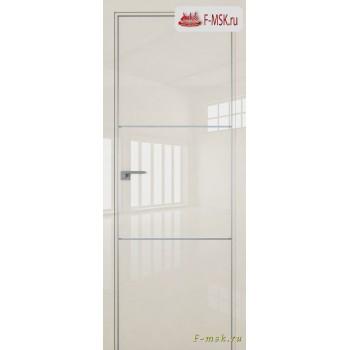 Межкомнатная дверь PROFIL DOORS. Модель 2 LK , Цвет: магнолия люкс , Отделка: глянец (Товар № ZF139432)