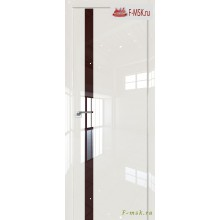 Межкомнатная дверь PROFIL DOORS. Модель 6 LK , Цвет: магнолия люкс , Отделка: глянец (Товар № ZF139439)