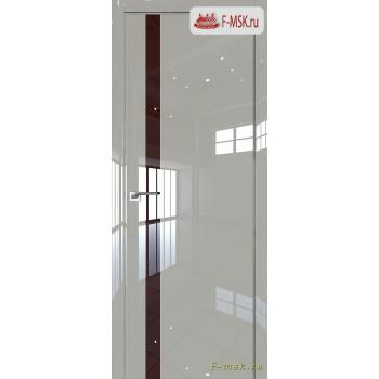 Межкомнатная дверь PROFIL DOORS. Модель 6 LK , Цвет: галька серая , Отделка: глянец (Товар № ZF139442)