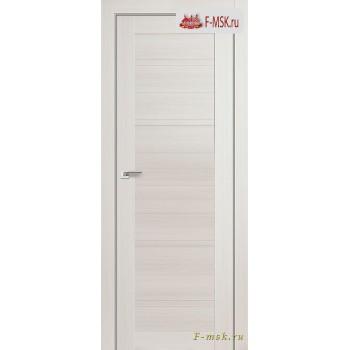 Межкомнатная дверь PROFIL DOORS. Модель  7 Х глухая , Цвет: эш вайт мелинга , Отделка: экошпон (Товар № ZF137980)