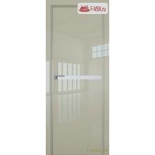Межкомнатная дверь PROFIL DOORS. Модель 11 LK молдинг AL , Цвет: галька серая , Отделка: глянец (Товар № ZF139449)