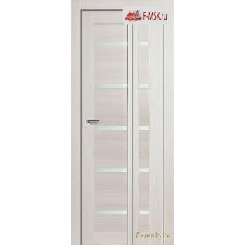 Межкомнатная дверь PROFIL DOORS. Модель Книжка 7Х , Цвет: эш вайт мелинга , Отделка: экошпон (Товар № ZF139455)