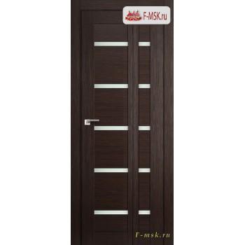 Межкомнатная дверь PROFIL DOORS. Модель Книжка 7Х , Цвет: венге мелинга , Отделка: экошпон (Товар № ZF139456)