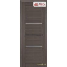 Межкомнатная дверь PROFIL DOORS. Модель 18 Х , Цвет: грэй мелинга , Отделка: экошпон (Товар № ZF138031)