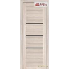 Межкомнатная дверь PROFIL DOORS. Модель 18 Х , Цвет: капучино мелинга , Отделка: экошпон (Товар № ZF138032)