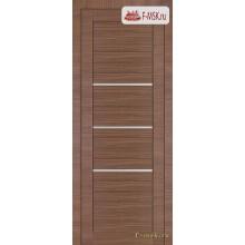 Межкомнатная дверь PROFIL DOORS. Модель 18 Х , Цвет: малага черри , Отделка: экошпон (Товар № ZF138033)