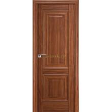 Межкомнатная дверь PROFIL DOORS. Модель 27 Х , Цвет: орех амари , Отделка: экошпон (Товар № ZF137870)