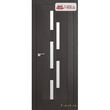 Межкомнатная дверь PROFIL DOORS. Модель 30 Х матовое , Цвет: грэй мелинга , Отделка: экошпон (Товар № ZF138061)