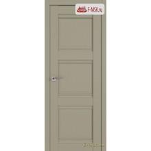 Межкомнатная дверь PROFIL DOORS. Модель  3u , Цвет: шелл грэй , Отделка: экошпон (Товар № ZF138186)