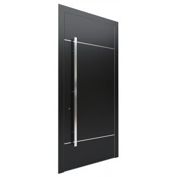 Алюминиевая дверь AL 1 (Товар № ZF228804)