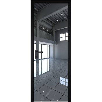 Алюминиевая дверь 1 AGK (Товар № ZF228755)