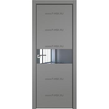 Модель 4E / Цвет Грей / Стекло Зеркало / Кромка Black Edition с 4-х сторон