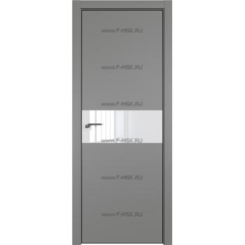 Модель 4E / Цвет Грей / Стекло Лак классик / Кромка Black Edition с 4-х сторон