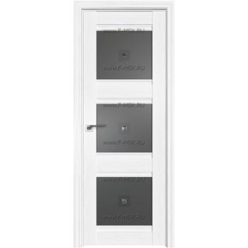 Модель 4X / Цвет Пекан белый / Стекло Узор графит с прозрачным фьюзингом(квадрат)