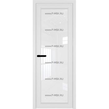 Модель 1 AGP / Стекло Белый триплекс / Вставка - / Цвет профиля Белый матовый RAL9003
