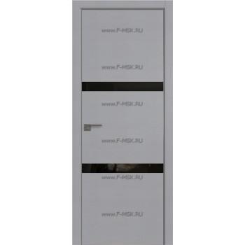 Модель 30STK / Цвет Pine Manhattan Grey / Стекло Lacobel Черный лак / Кромка Матовая с 4-х сторон