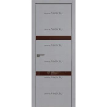 Модель 30STK / Цвет Pine Manhattan Grey / Стекло Lacobel Коричневый лак / Кромка Матовая с 4-х сторон
