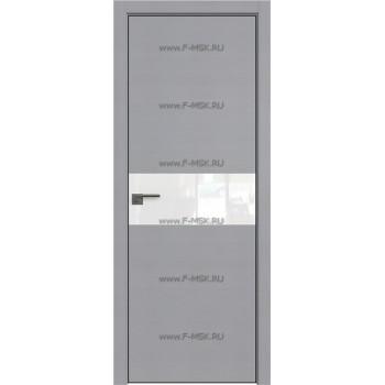 Модель 4STK / Цвет Pine Manhattan Grey / Стекло Lacobel Белый лак / Кромка Black Edition с 4-х сторон