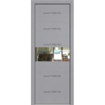 Модель 4STK / Цвет Pine Manhattan Grey / Стекло Зеркало / Кромка Black Edition с 4-х сторон