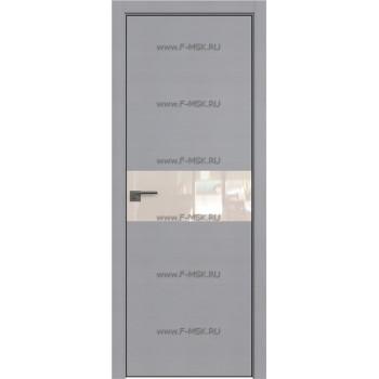 Модель 4STK / Цвет Pine Manhattan Grey / Стекло Lacobel Перламутровый лак / Кромка Black Edition с 4-х сторон