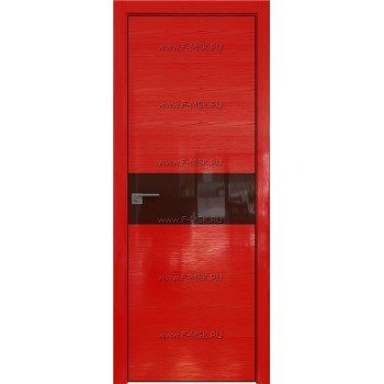 Модель 4STK / Цвет Pine Red glossy / Стекло Lacobel Коричневый лак / Кромка Black Edition с 4-х сторон
