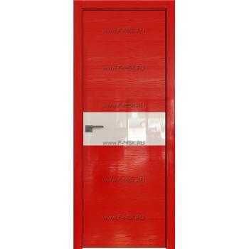 Модель 4STK / Цвет Pine Red glossy / Стекло Lacobel Перламутровый лак / Кромка Black Edition с 4-х сторон
