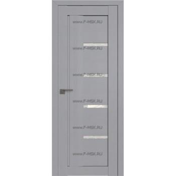 Модель 2.08STP / Цвет Pine Manhattan Grey / Стекло Дождь белый