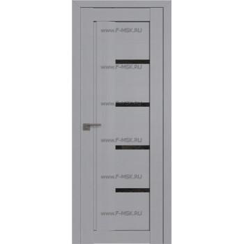 Модель 2.08STP / Цвет Pine Manhattan Grey / Стекло Дождь чёрный