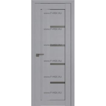 Модель 2.08STP / Цвет Pine Manhattan Grey / Стекло Графит