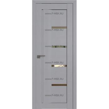 Модель 2.08STP / Цвет Pine Manhattan Grey / Стекло Прозрачное