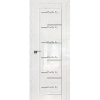 Модель 2.08STP / Цвет Pine White glossy / Стекло Матовое