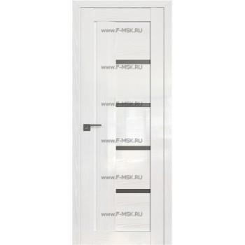 Модель 2.08STP / Цвет Pine White glossy / Стекло Графит