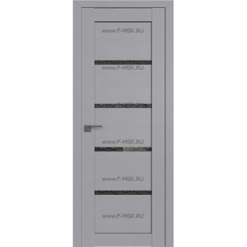 Модель 2.09STP / Цвет Pine Manhattan Grey / Стекло Дождь чёрный