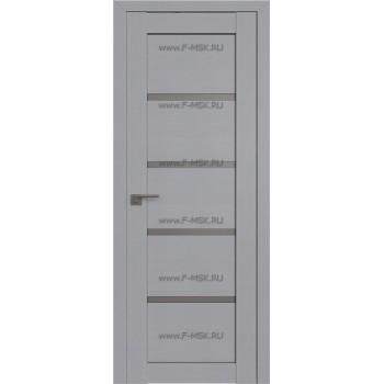 Модель 2.09STP / Цвет Pine Manhattan Grey / Стекло Графит