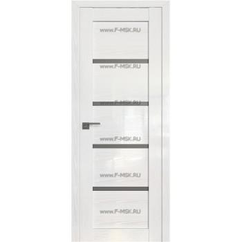 Модель 2.09STP / Цвет Pine White glossy / Стекло Графит