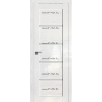 Модель 2.09STP / Цвет Pine White glossy / Стекло Матовое