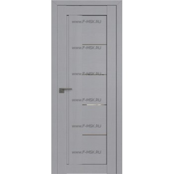 Модель 2.10STP / Цвет Pine Manhattan Grey / Стекло Прозрачное