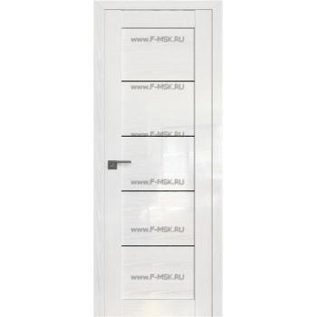 Модель 2.11STP / Цвет Pine White glossy / Стекло Дождь чёрный