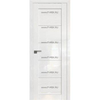 Модель 2.11STP / Цвет Pine White glossy / Стекло Матовое