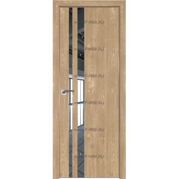 Модель 16ZN / Цвет Каштан натуральный / Стекло Зеркало / Кромка Матовая с 4-х сторон