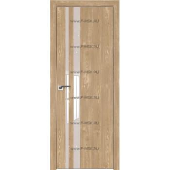 Модель 16ZN / Цвет Каштан натуральный / Стекло Lacobel Перламутровый лак / Кромка Матовая с 4-х сторон