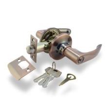 Ручка-защелка 8082 (ключ/фиксатор) Бронза ZS05 ET AB