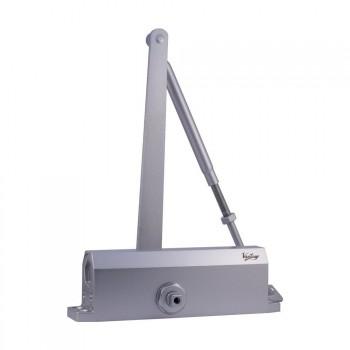 Дверной доводчик DD-140 S серебро (Товар № ZF113811)
