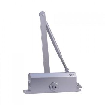Дверной доводчик DD-110 S серебро (Товар № ZF113814)
