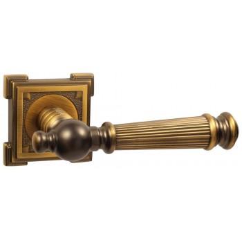 Дверная ручка V15CF кофе (Товар №  ZA11583)